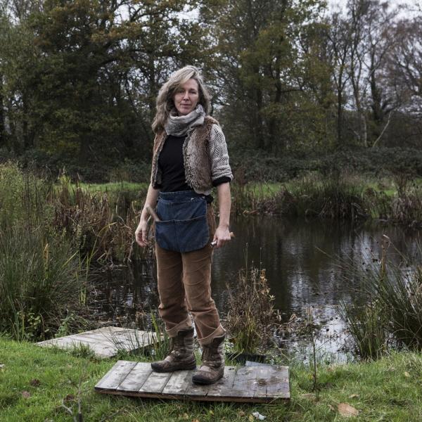 Emma Goodwin - Head gardener and designer, Demeter Certified Biodynamic Horticulturalist, Paleo Coach, Seasonal Celebrant.